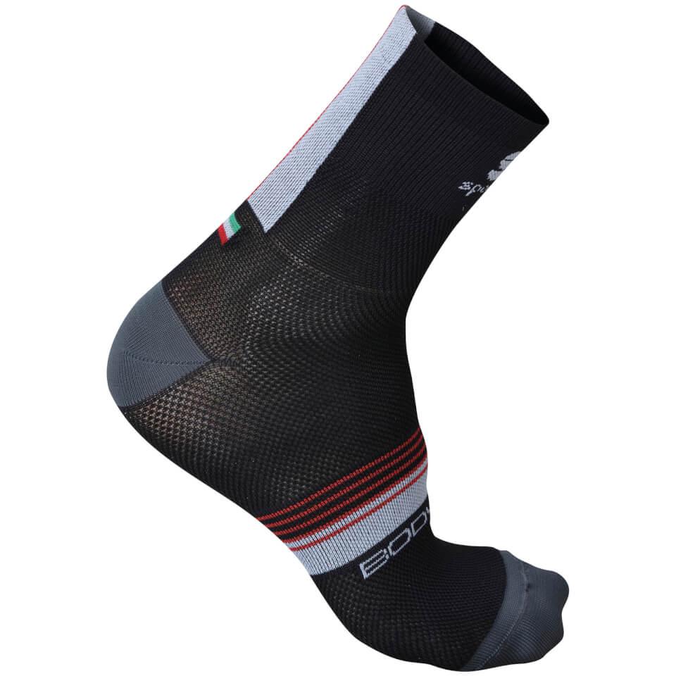 sportful-bodyfit-pro-9-socks-blackwhitered-s-blackwhitered