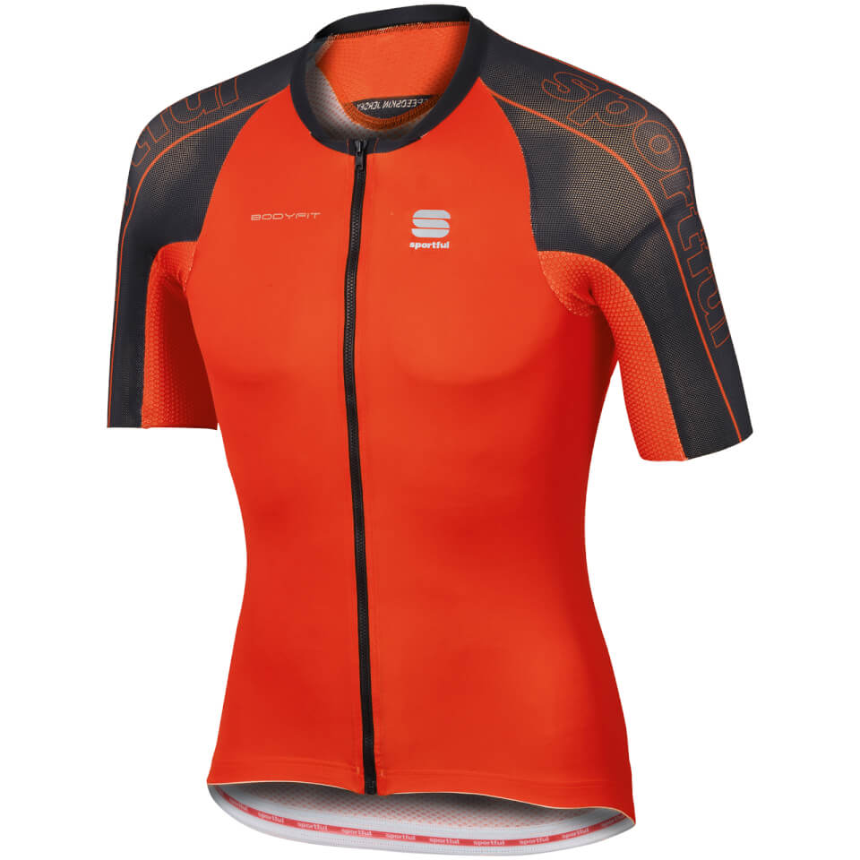 sportful-body-fit-speed-skin-short-sleeve-jersey-red-black-l