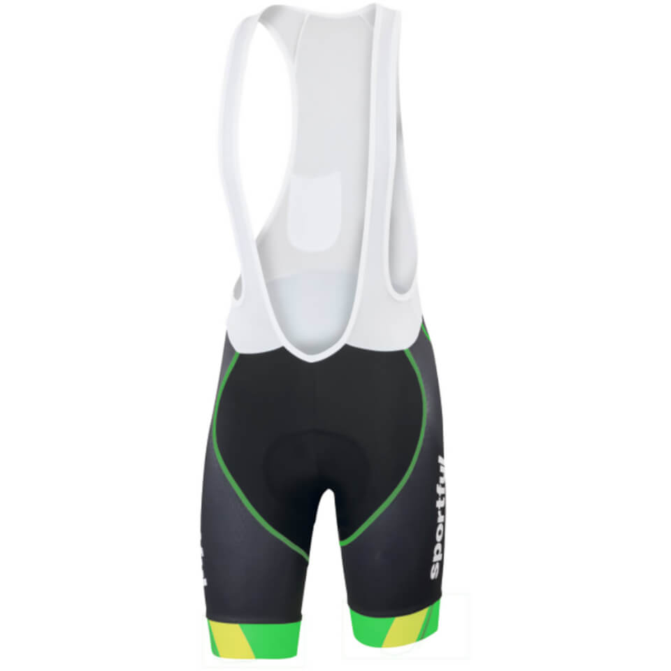 sportful-gruppetto-pro-bib-shorts-black-green-yellow-l