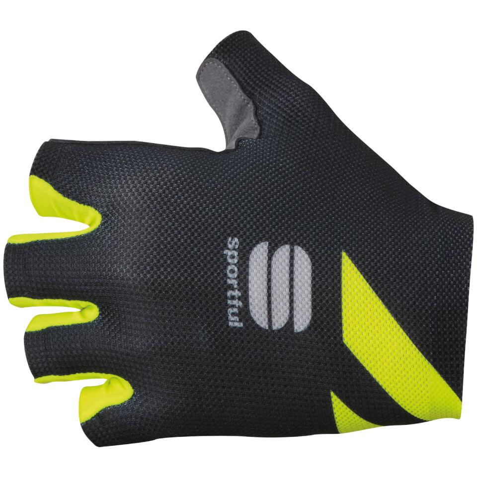 sportful-rd-cima-gloves-yellow-black-l