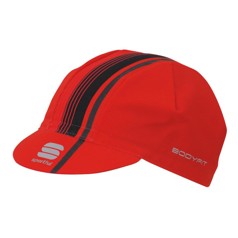 sportful-body-fit-pro-cap-red-black