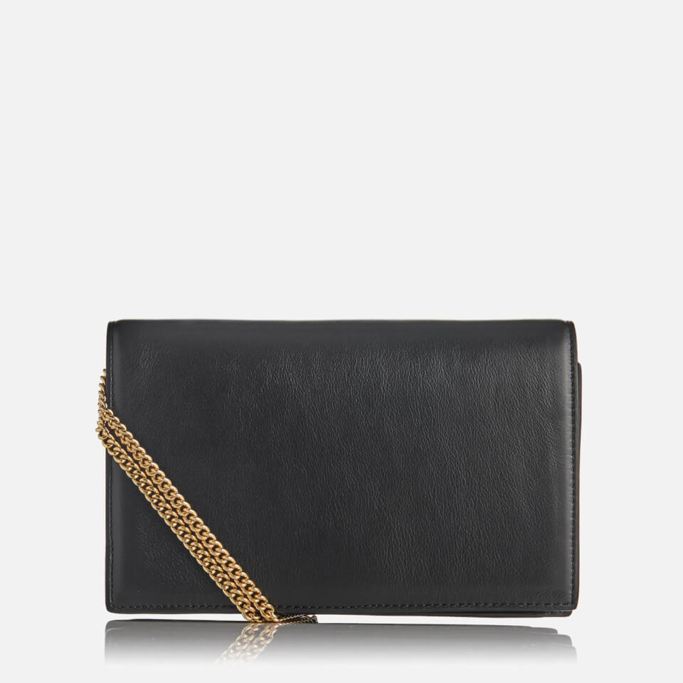 8aa40975b3 Diane von Furstenberg Women s Soiree Cross Body Bag - Black