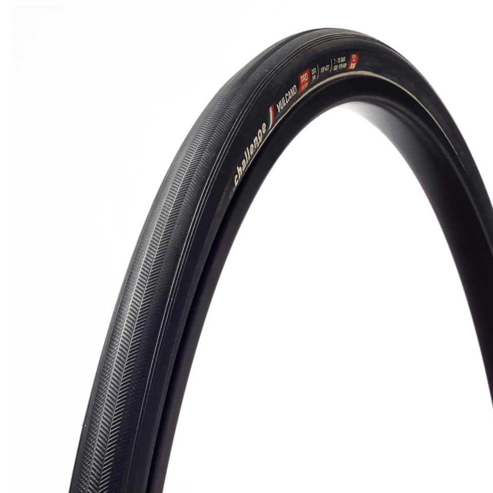 challenge-vulcano-tubular-road-tyre-black-700c-x-23mm