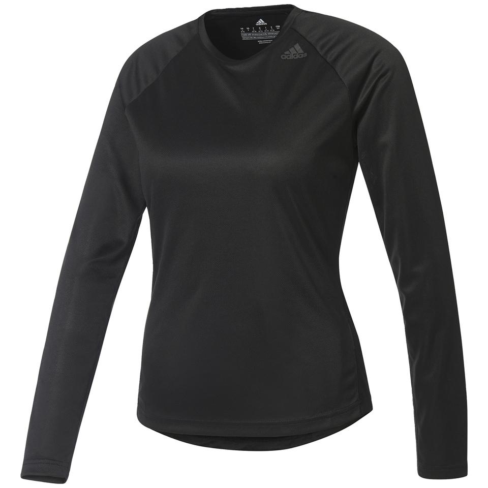 adidas-women-d2m-long-sleeve-top-black-m-black