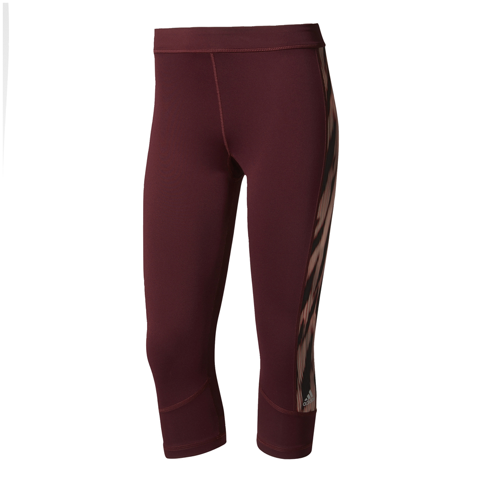 adidas-women-tech-fit-capri-tights-maroon-print-xs