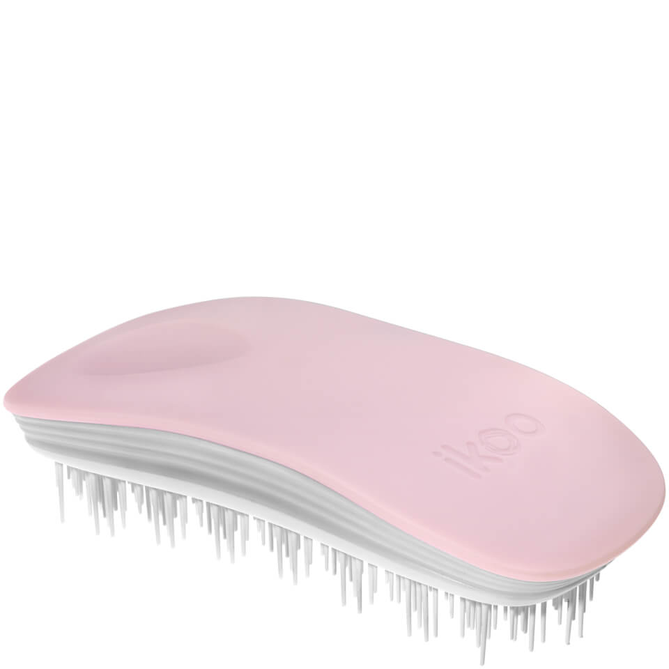 ikoo-home-hair-brush-white-cotton-candy