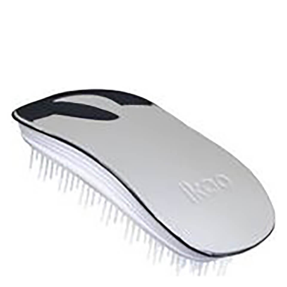 ikoo-home-hair-brush-white-oyster-metallic