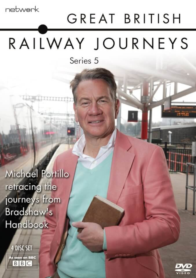 Great British Railway Journeys: Series 5