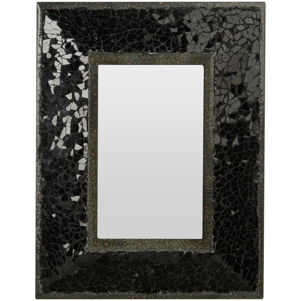 opulence-mosaic-photo-frame-4-x-6-black