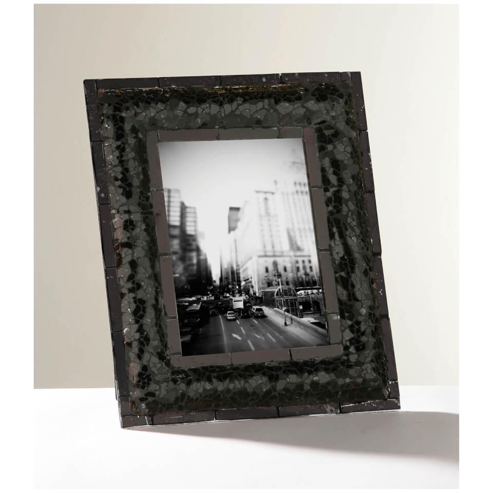 mosaic-photo-frame-5-x-7-black