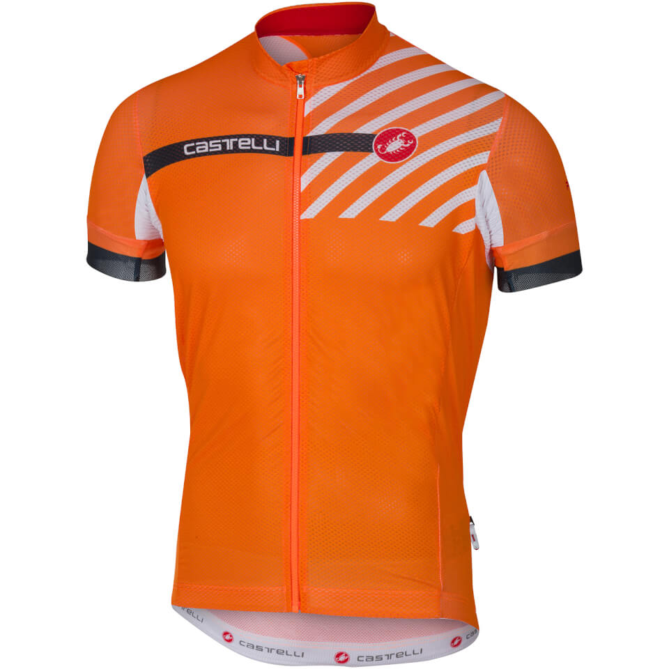 castelli-41-jersey-orange-xl