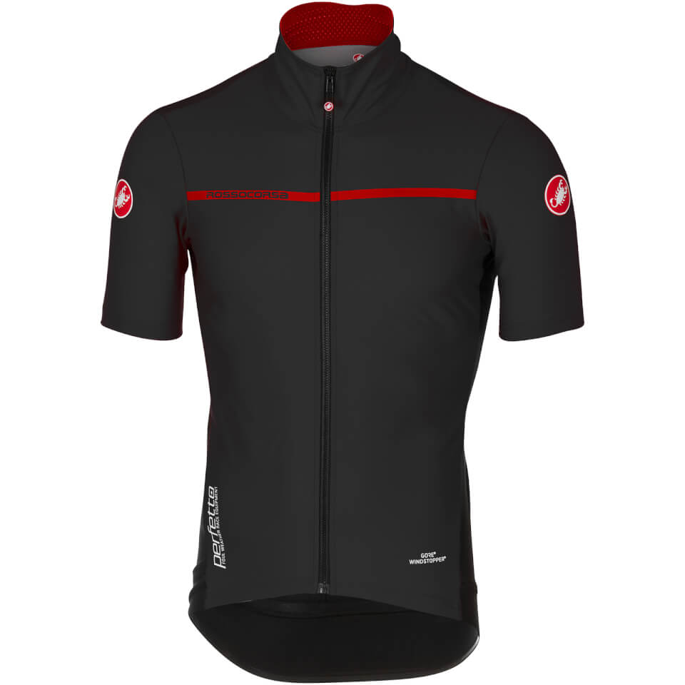 castelli-perfetto-light-2-jersey-black-s