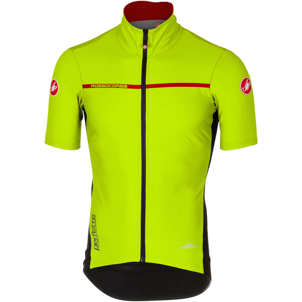 castelli-perfetto-light-2-jersey-yellow-fluo-xl