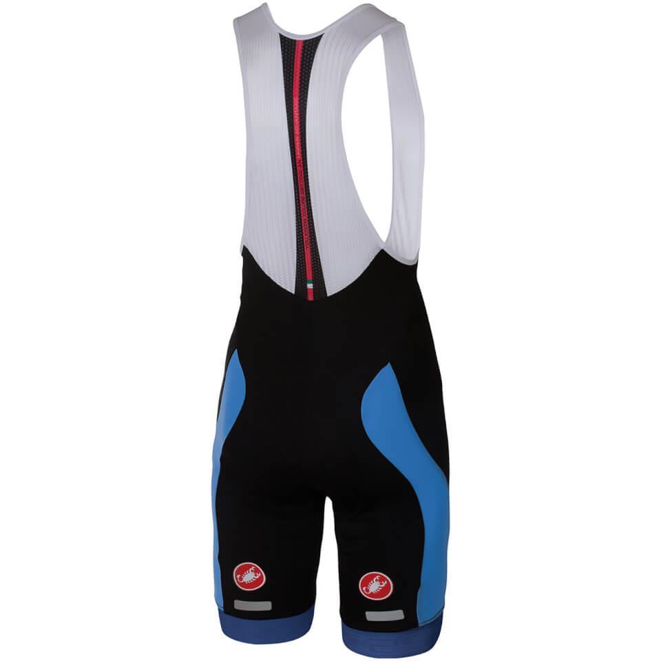 castelli-velocissimo-bib-shorts-black-drive-blue-s
