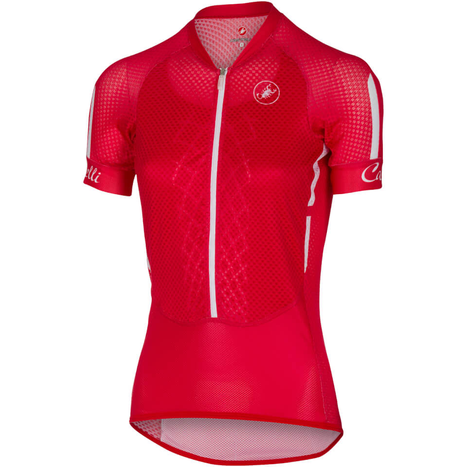 castelli-women-climbers-jersey-red-white-black-s-red-white-black