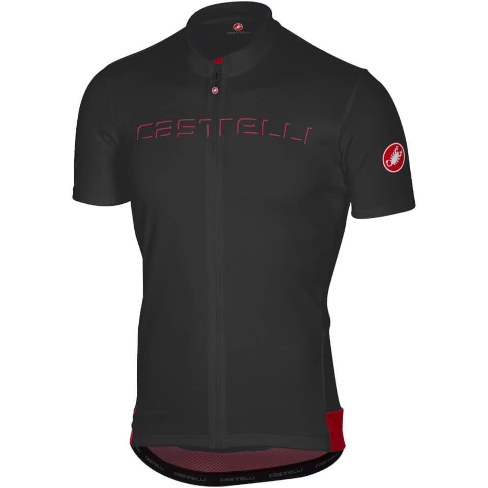 castelli-prologo-v-jersey-black-m