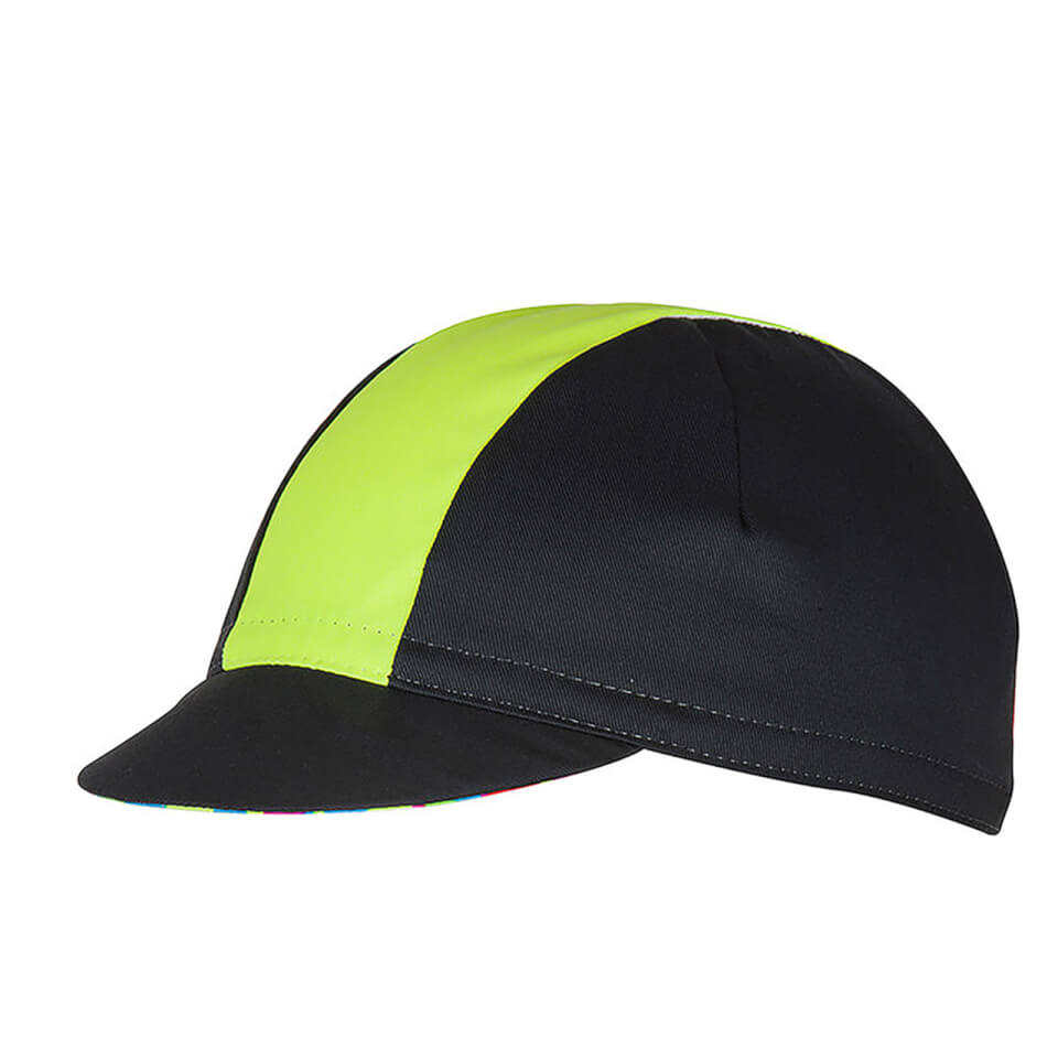 castelli-fausto-cycling-cap-multicolour-fluo-one-size