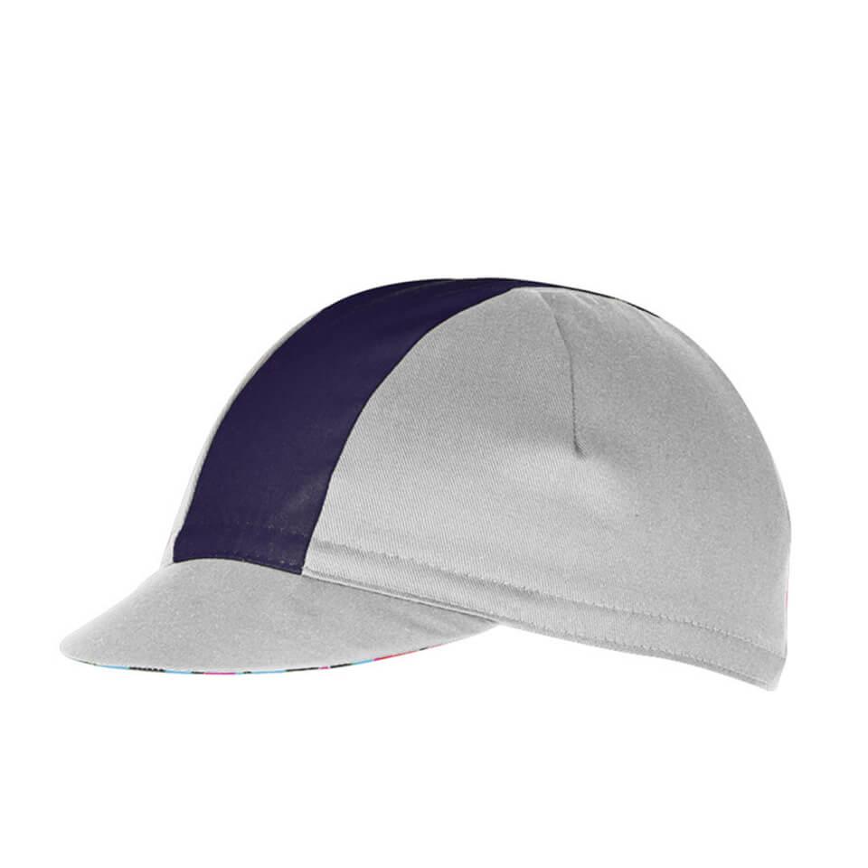 castelli-fausto-cycling-cap-multicolour-blue-one-size