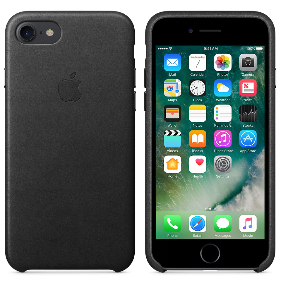 apple-iphone-7-leather-case-black