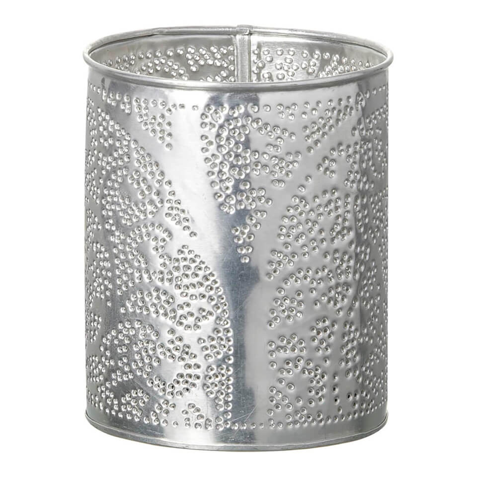 parlane-novita-metal-tealight-holder-silver-11-x-9cm