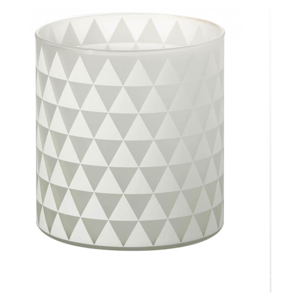 parlane-triangles-glass-tealight-holder-white-13-x-12cm