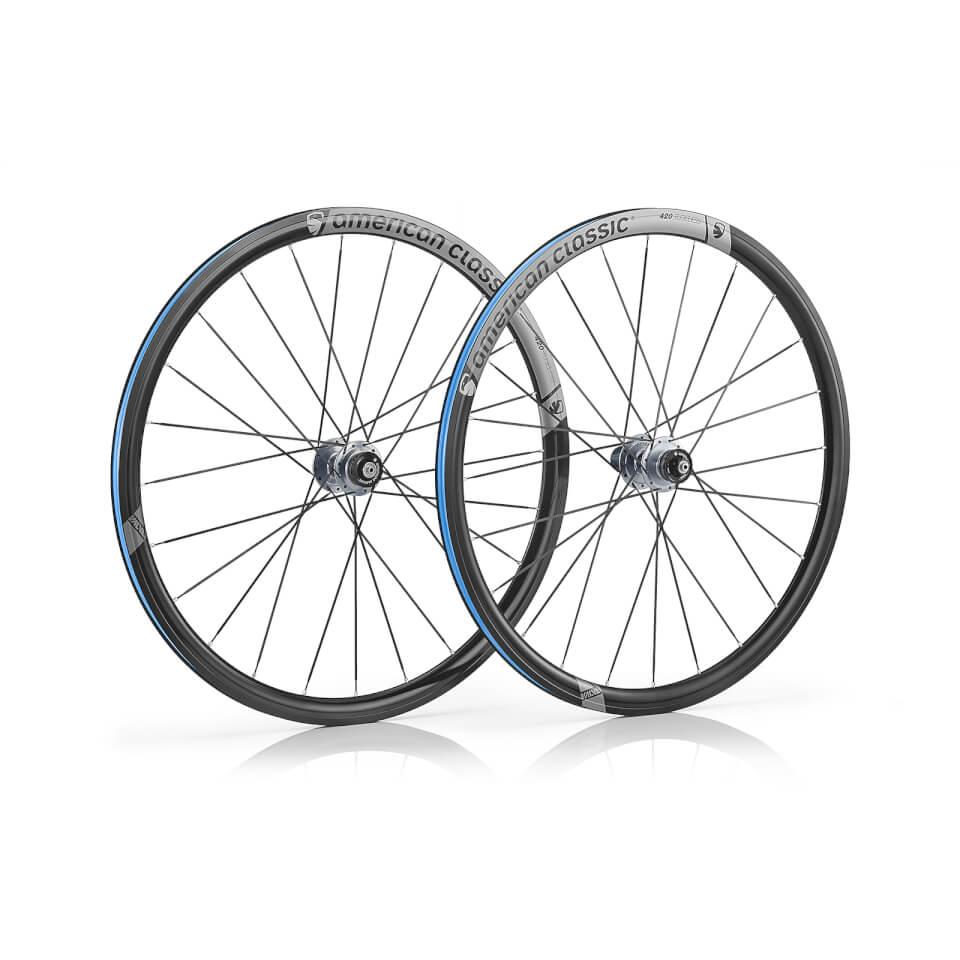 american-classic-420-aero3-tubeless-disc-wheelset-shimano