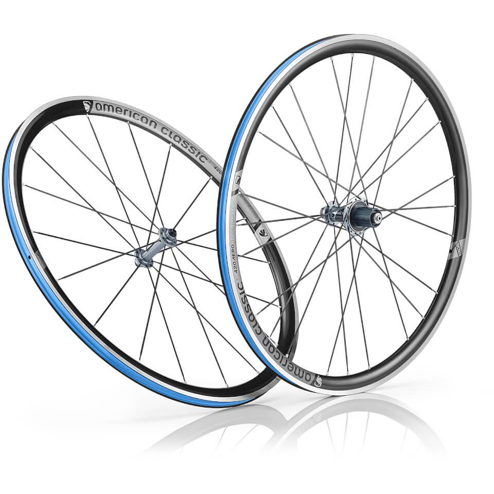 american-classic-420-aero3-tubeless-wheelset-shimano