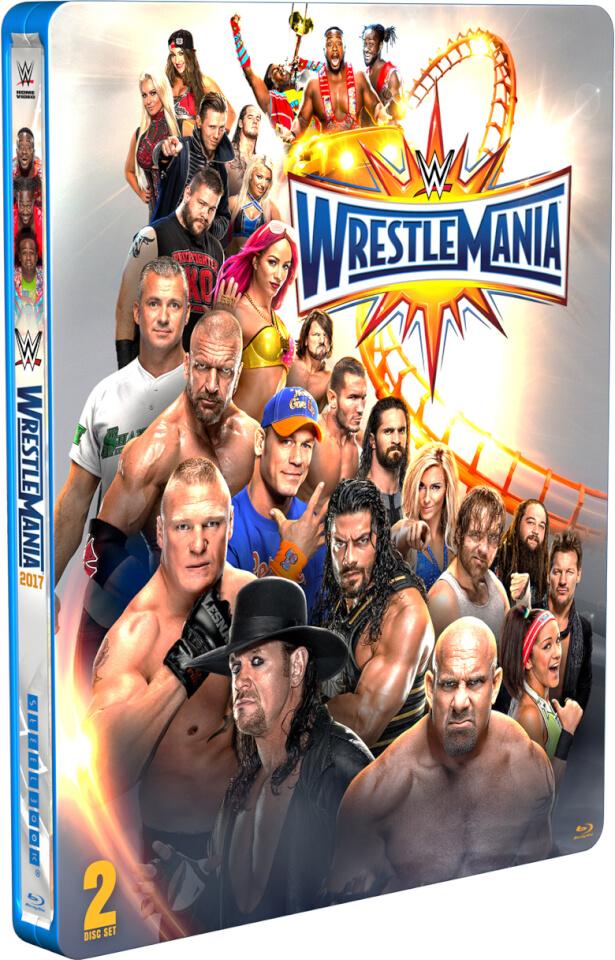wwe-wrestlemania-33-edition-steelbook