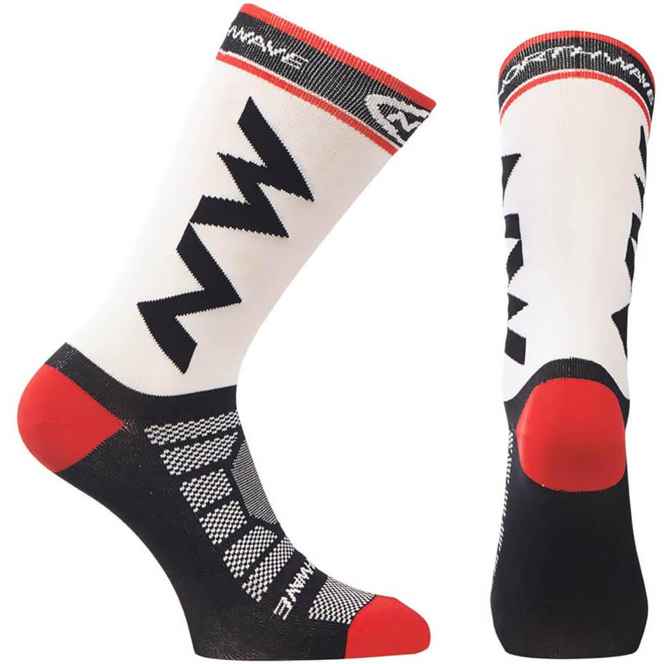 northwave-extreme-light-pro-socks-white-black-s-white-black