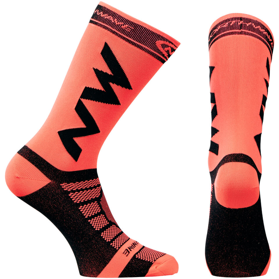 northwave-extreme-light-pro-socks-orange-m-orange