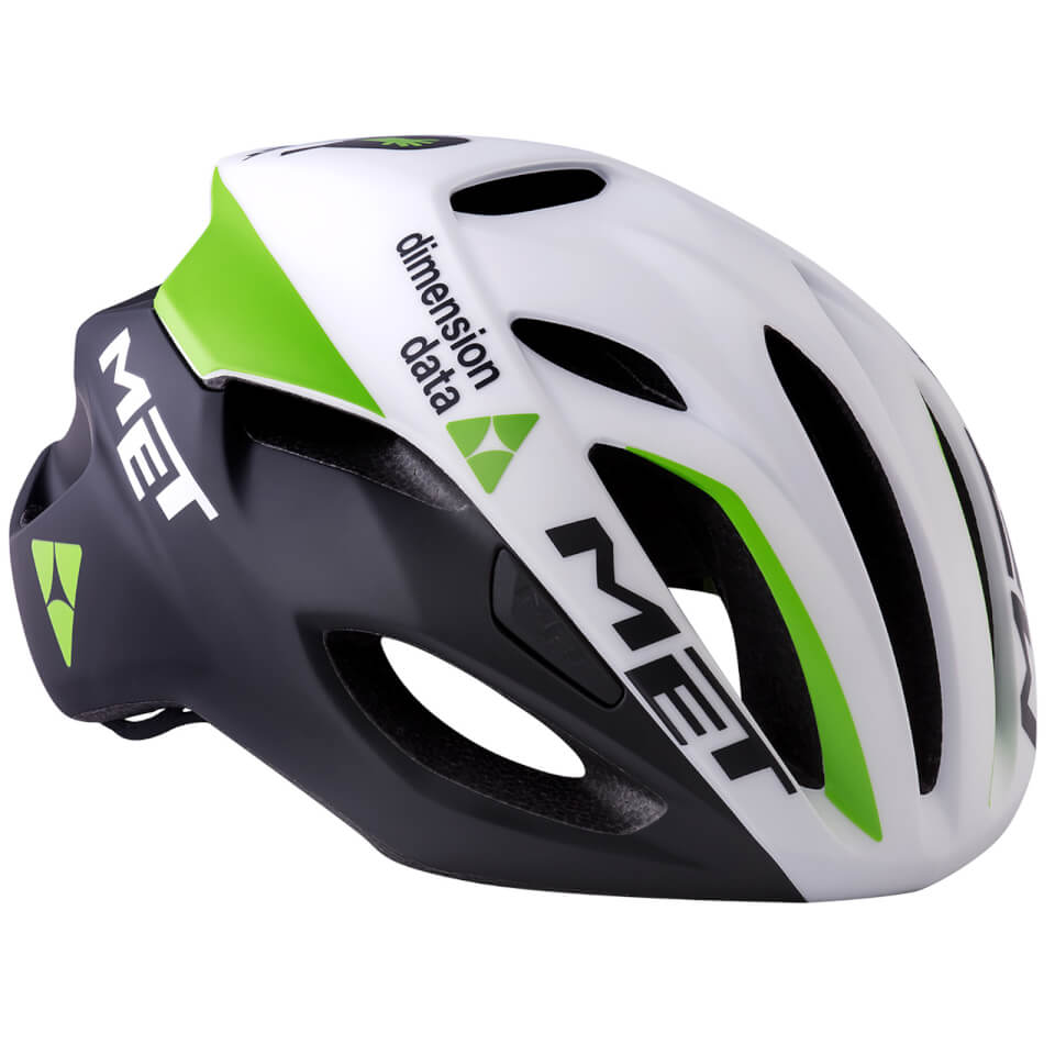 Met Rivale Road Helmet - Team Dimension Data 2017 - M / 54-58