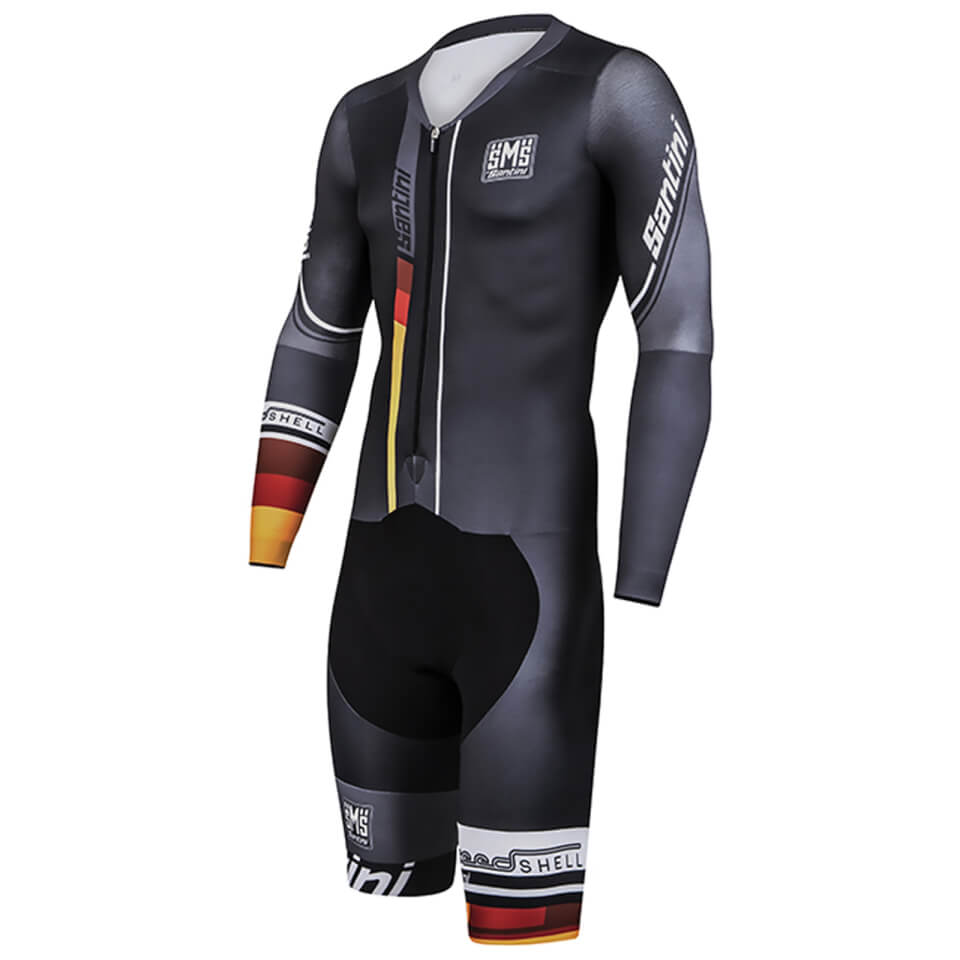 santini-speed-shell-road-speed-suit-grey-red-xl-grey-red