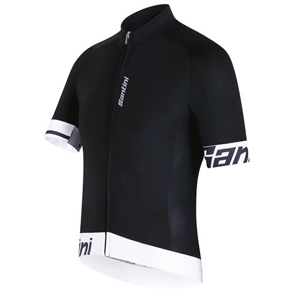 santini-sleek-20-aero-jersey-white-xl-white