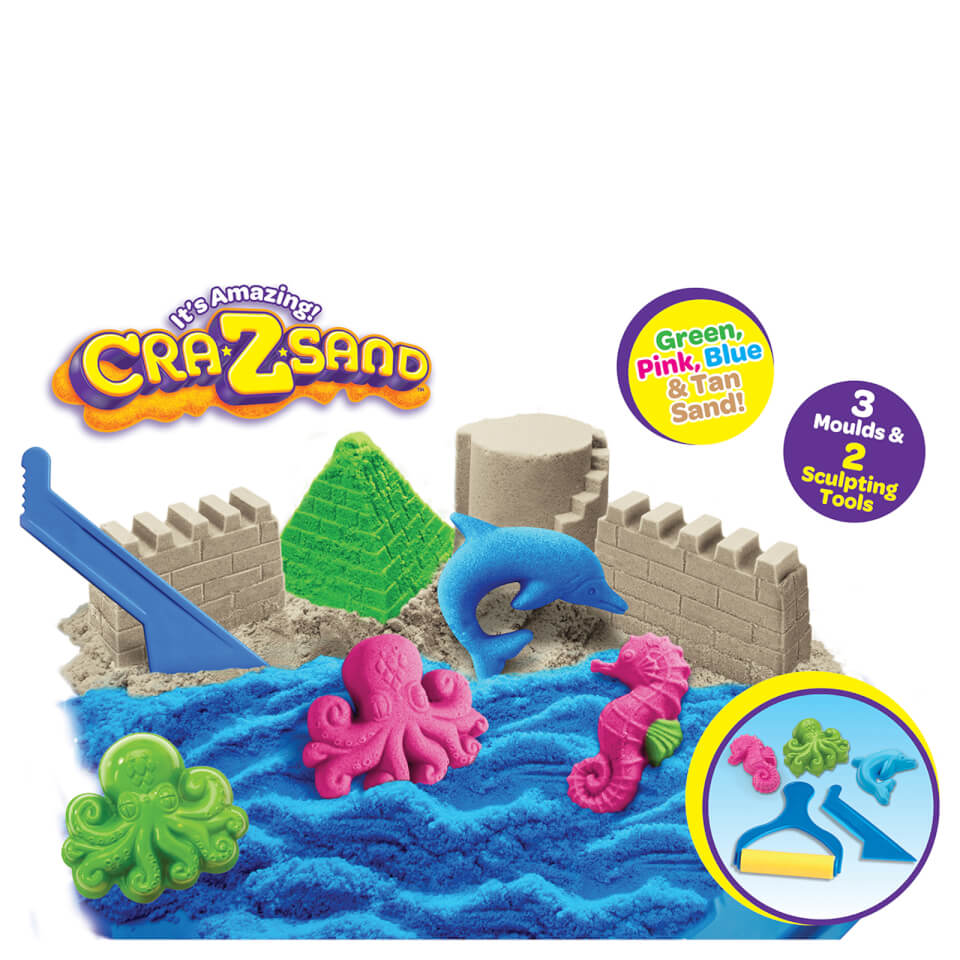 Arena Cra-Z-Sand Super Fun Tub