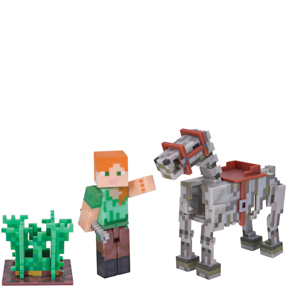 minecraft-alex-skeleton-horse-pack