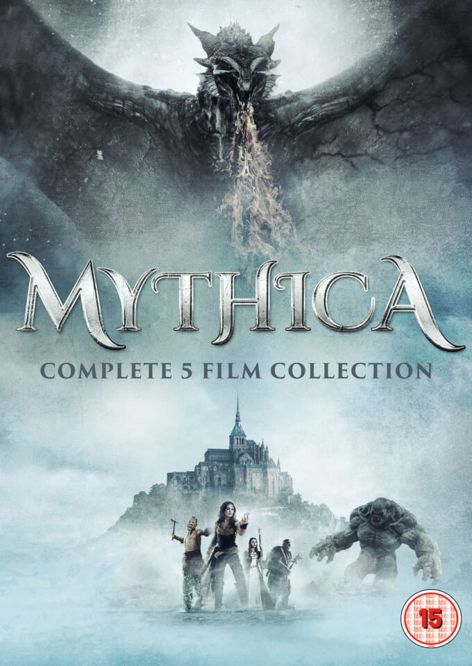 mythica-the-boxset