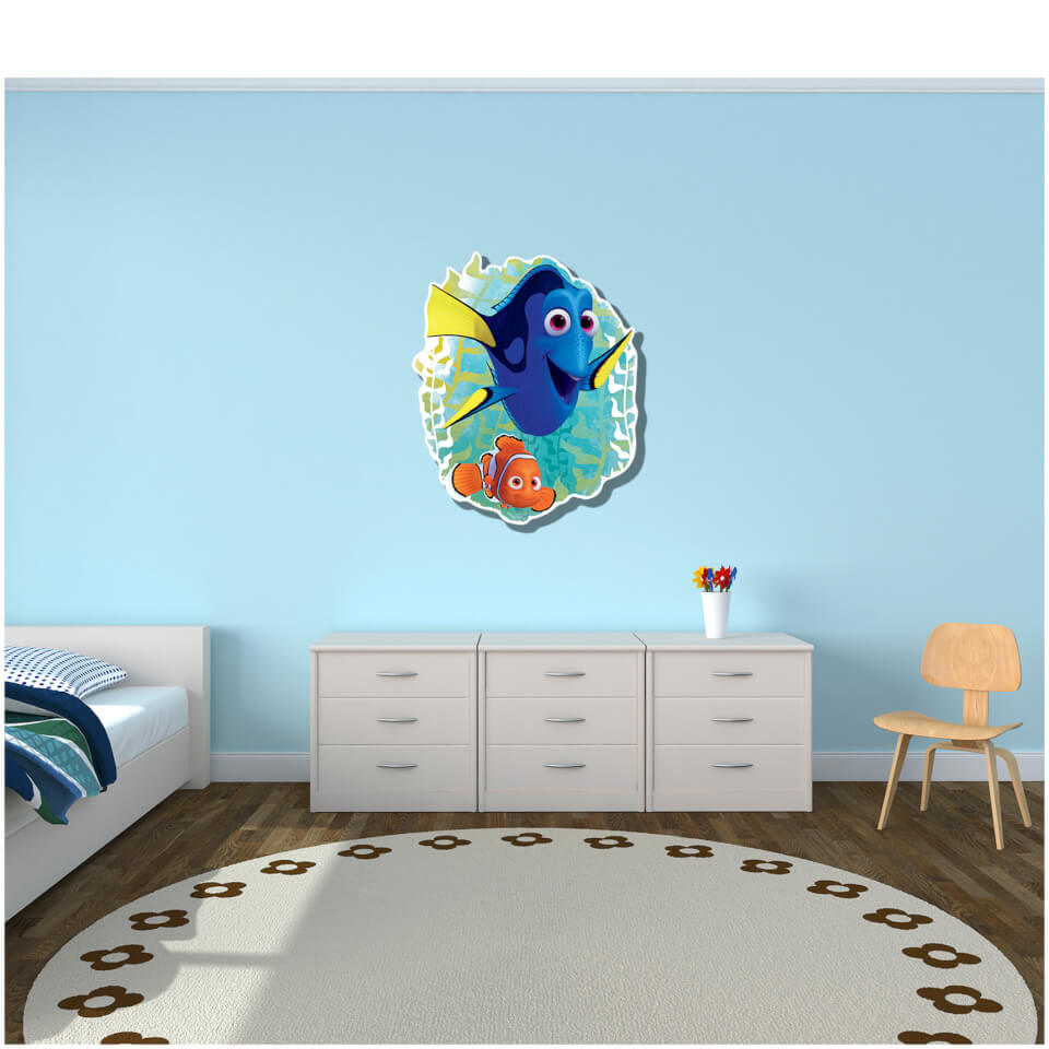 disney-finding-dory-with-nemo-wall-art