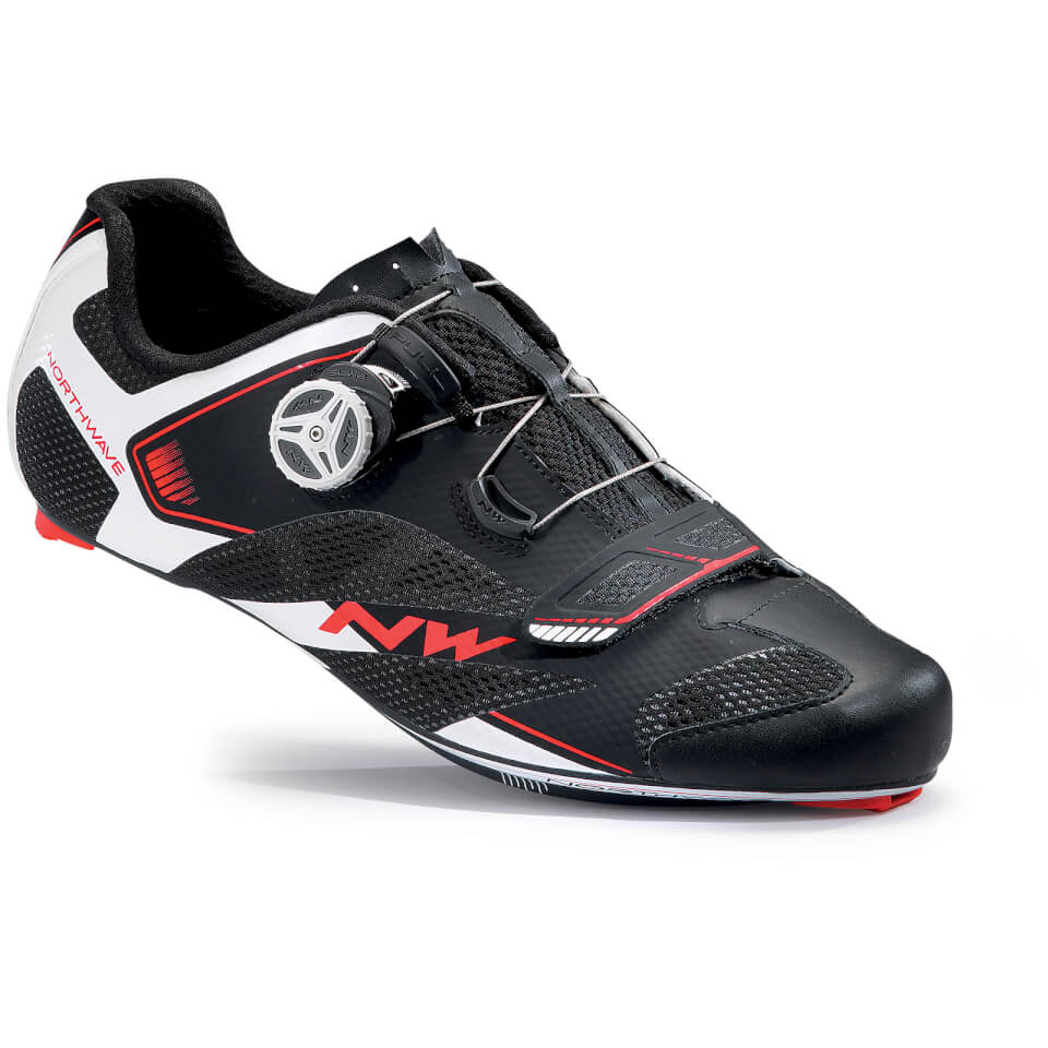 northwave-sonic-2-plus-cycling-shoes-blackwhitered-48-blackwhitered