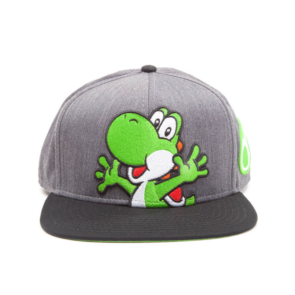 nintendo-super-mario-generic-snapback-cap-with-yoshi-egg-grey