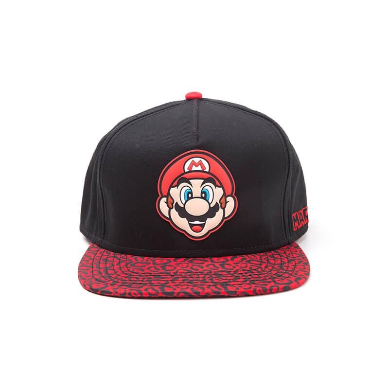 nintendo-super-mario-mario-animal-print-cap-black-red