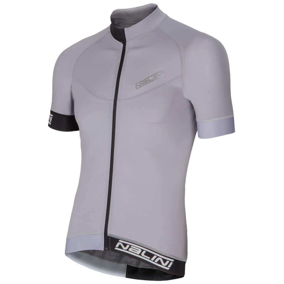 nalini-curva-ti-short-sleeve-jersey-grey-black-s-grey-black