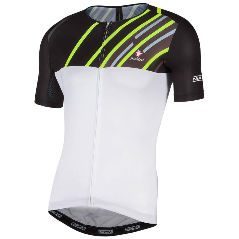 nalini-roma-race-short-sleeve-jersey-white-black-xl-white-black