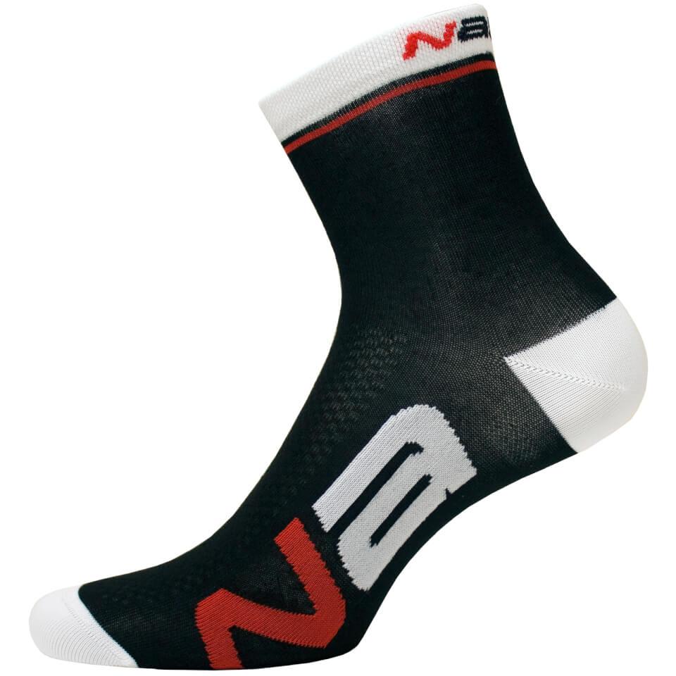 nalini-logo-socks-h13-black-s-m-black