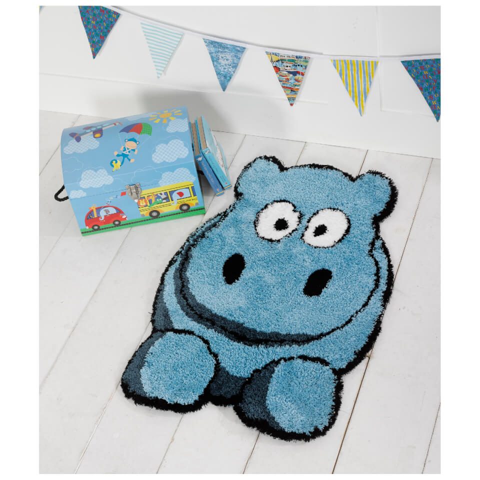 flair-plush-animals-rug-hillary-hippo-blue-60x90