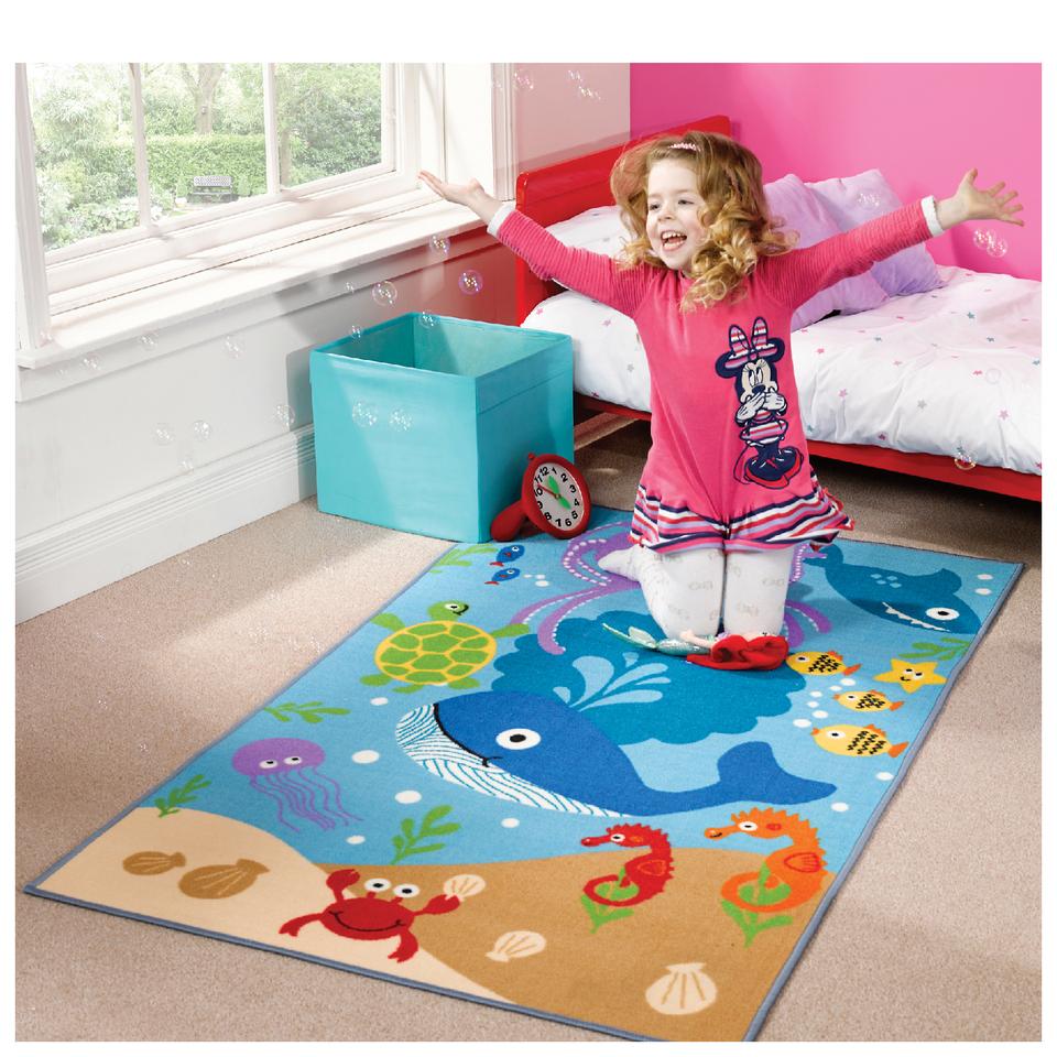 flair-matrix-kiddy-rug-under-the-sea-blue100x160