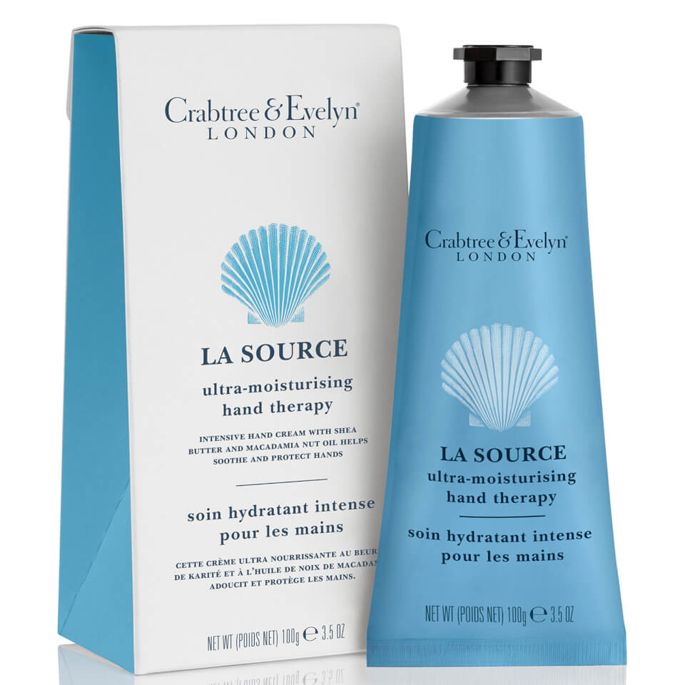 crabtree evelyn la source hand therapy 100g free shipping lookfantastic. Black Bedroom Furniture Sets. Home Design Ideas