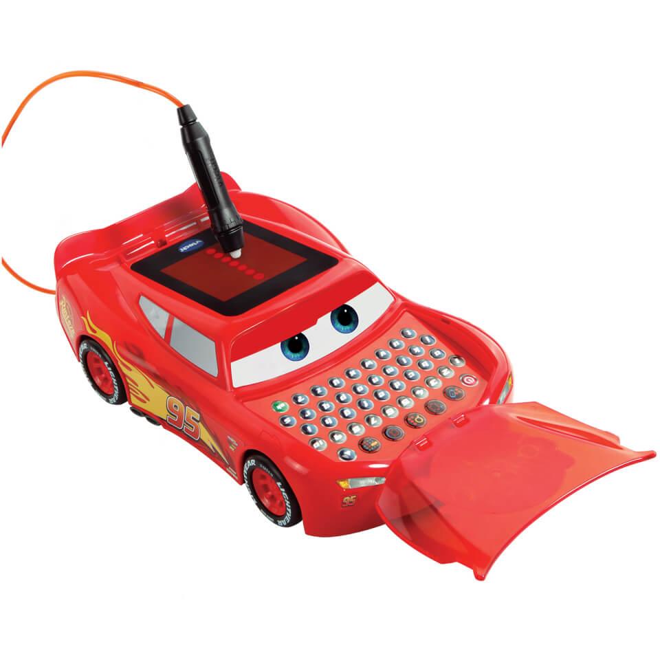 Vtech Disney Cars Write & Race McQueen
