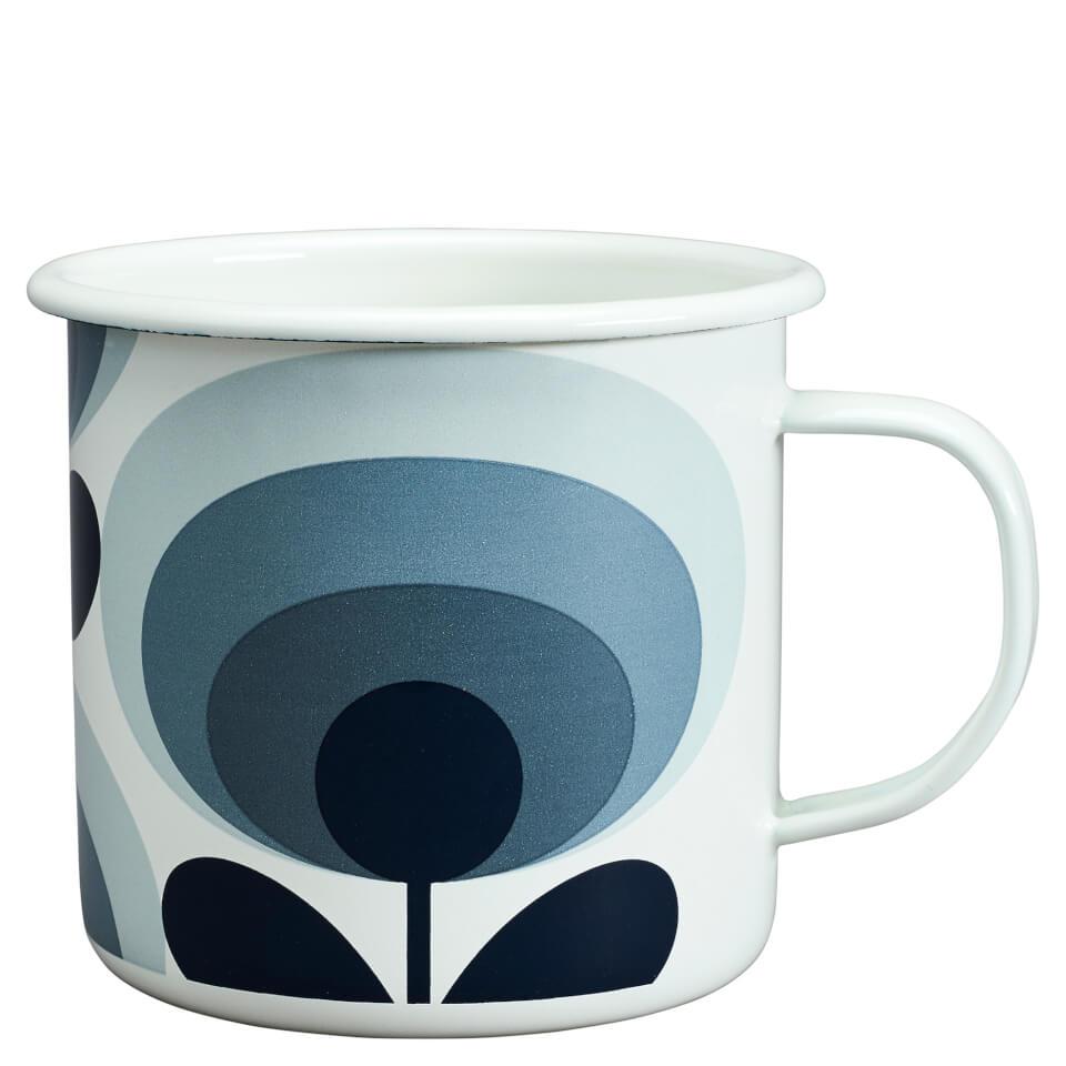 orla-kiely-enamel-mug-70-flower-slate
