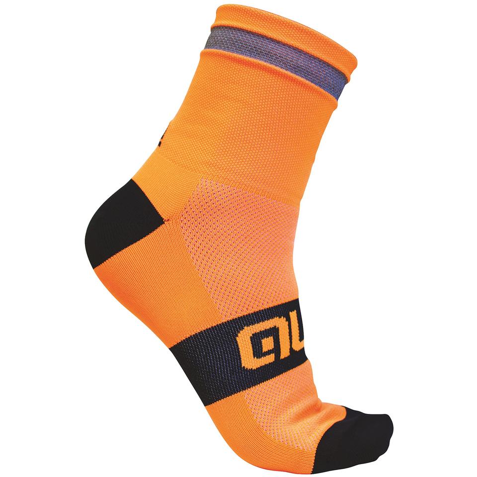 ale-reflex-10cm-cuff-cycling-socks-orangeblack-s