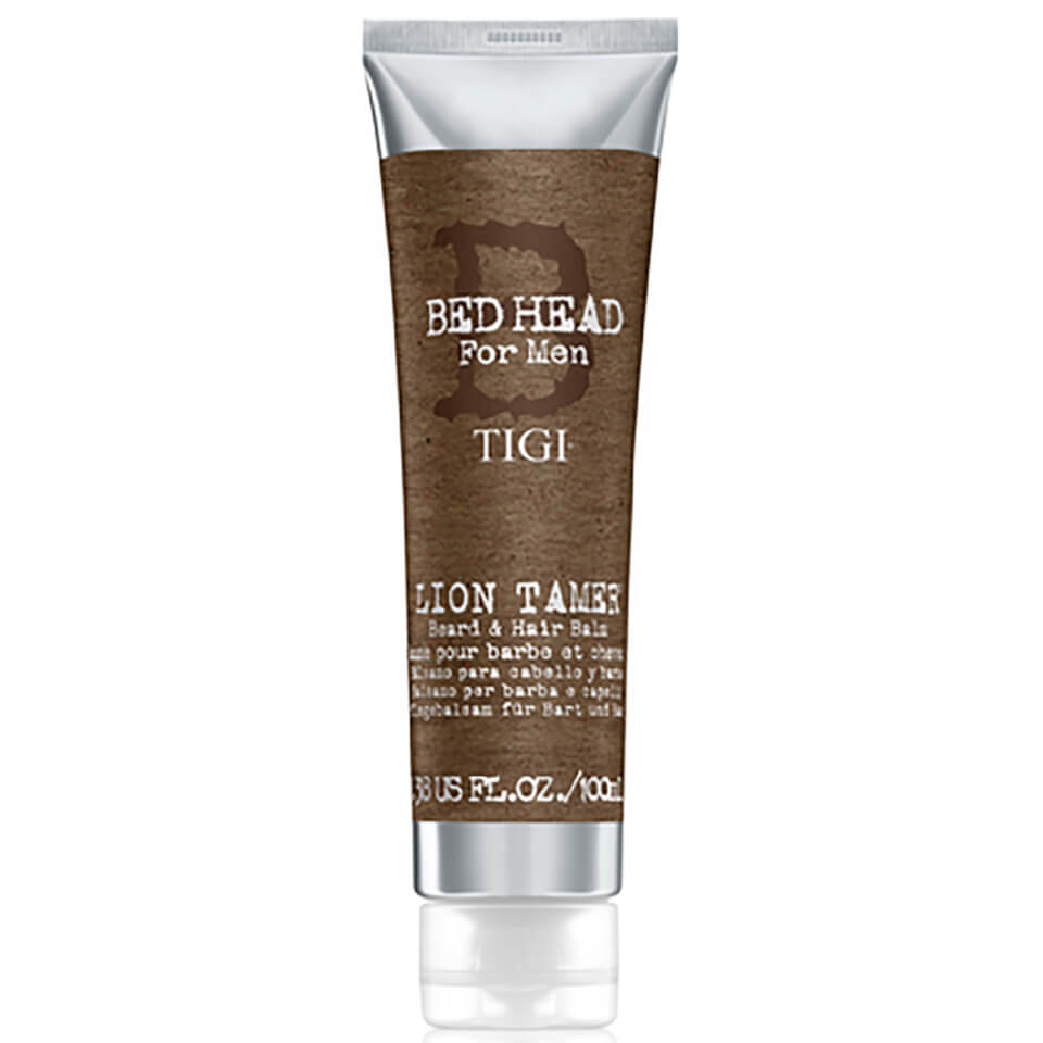 tigi-bed-head-for-men-lion-tamer-beard-hair-balm-100ml